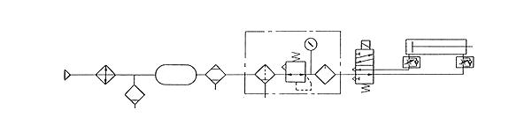 Cum citim schemele pneumatice – CONTROL DEBIT TRASMISIE ENERGIE SI TRATARE AER