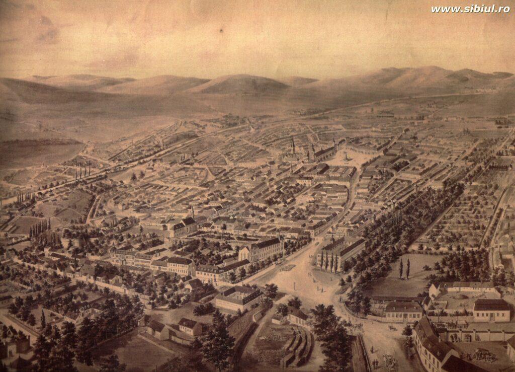 Sibiul-vedere-de-epoca