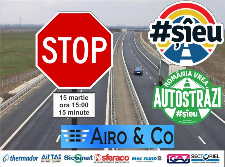 România vrea autostrăzi #șîeu