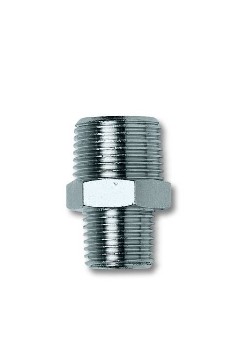 Taper reducer - male threads