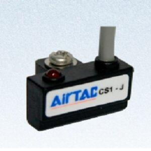 Senzori magnetici pentru cilindri patrati cu ghidare Seriile TWH
