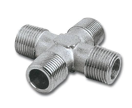 Metalni križni priključak spoljni navoj
