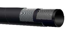 Crevo EPDM za toplu vodu i paru sa tekstilnim umetkom T-350 AA