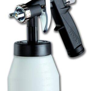 Pištolj za bojenje sa dnom rezervoara niskog pritiska - oprezna drška