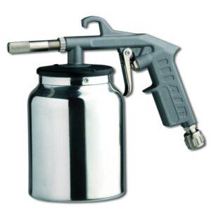 Univerzalni pištolj za peskiranje sa dnom rezervoara 166 A