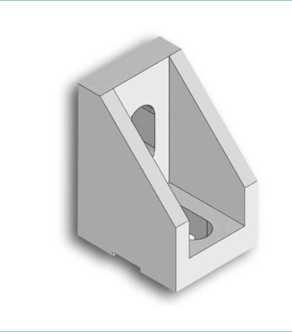Clamping angle - 084.535.002
