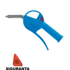 Progressive safety blow air with plastic nozzle - P200300000