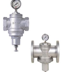 Stainless steel overflow valve