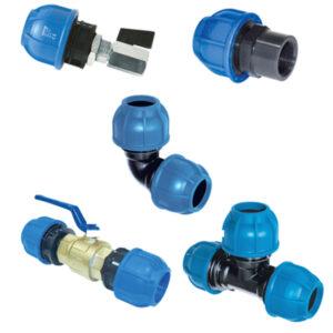 Konektori za cevi za komprimovani vazduh
