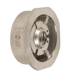 Clapeta de sens metal - metal tip wafer cu flansa PN16 DN15 DN100