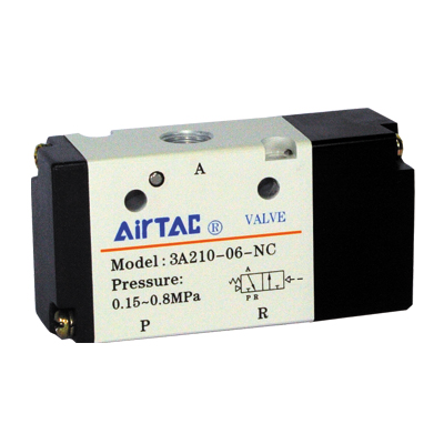 3A200 series air valve