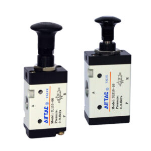 Ručni distributeri sa dugmetom Serija 3L