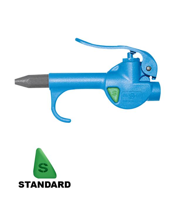 Pistol de suflat aer progresiv compact tija plastic-P400100000