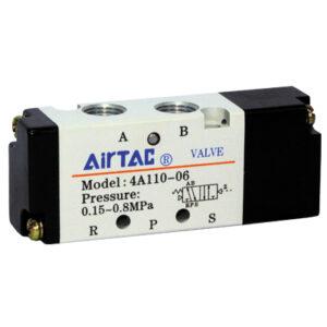 Distribuitoare actionate pneumatic Seria 4A100