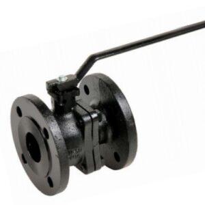 Kuglični ventil i poluga NF 29323 DN150 prirubnički liveno gvožđe