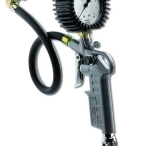 Tyre-inflating gun with pressure gauge  CEE 60 D-T