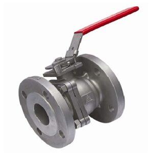 Sferični ventil sa prirubnicom od ugljeničnog čelika ili nerđajućeg čelika PN16