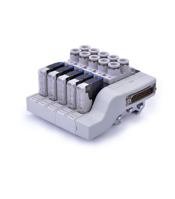 Electrovalve pneumatice