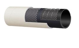 Furtun SBR racire cuptoare- 3 straturi acoperit cu fibra de sticla T-203 AL