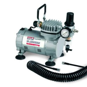 Bassotto auto-stop mini air compressor
