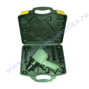 """Pneumatic impact wrench RCD Italy CA107K ½"""" – 720Nm"""