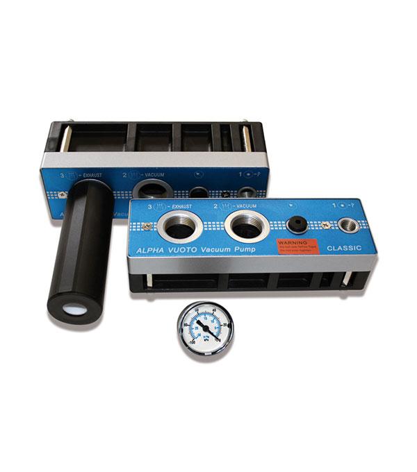 Generator vacuum AAVP M25-200L clasic