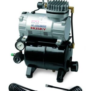 Auto – stop mini air compressor Husky
