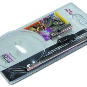 Accesorii Pistol AP disc -prelungitor -duze Venturi-surdine