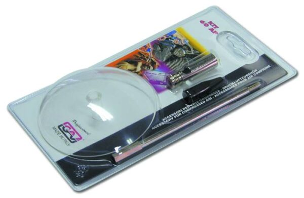 Pribor Pištolj AP disk -produžetak -mlaznica Venturi-Isključuje