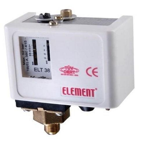 Mehanički prekidač diferencijalnog pritiska sa podešavanjem 220-230V