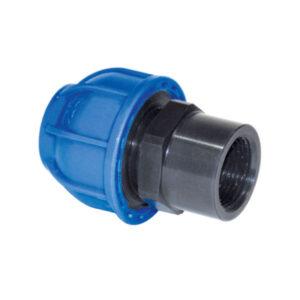 Pravi aluminijumski priključak za cev za komprimovani vazduh R202