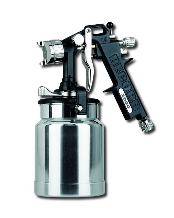 Profesionalni pištolj za bojenje sa dnom rezervoara Record 2000