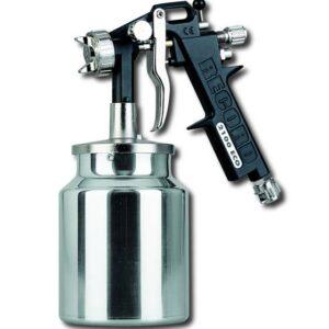 Pistol profesional de vopsit cu rezervor jos-cupla rapida