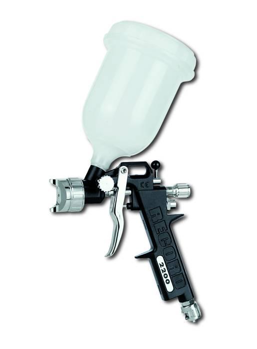 Profesionalni pištolj za boju sa gornjim delom tanka