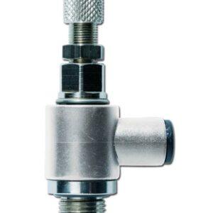 Ručni regulator protoka za cilindre tipa C