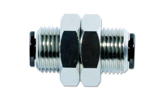 Tup konektor za crevo-jednako crevo za panel