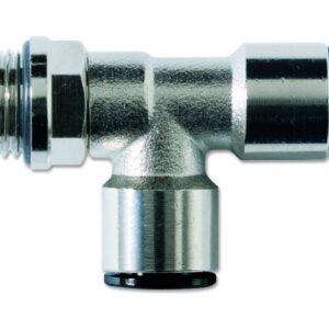 Metalni konektor T-aksijalni o-prstenom