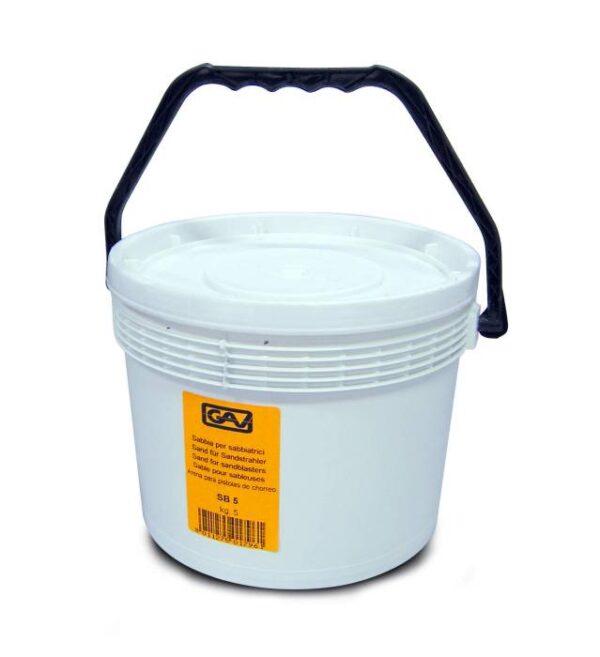 Pesak za peskarenje 5 kg-za 166A i 166B