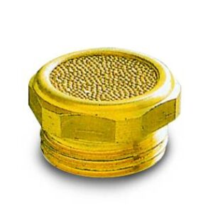 Amortizor metalic de zgomot scurt