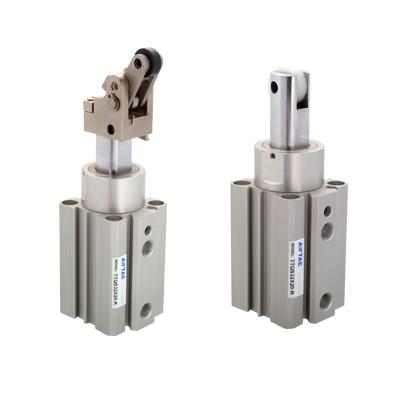 Cilindru pneumatic cu amortizor incorporat TWQ Series