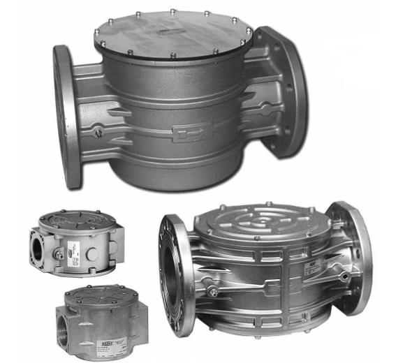 Filter za gas sa navojem ili prirubnicom PN16