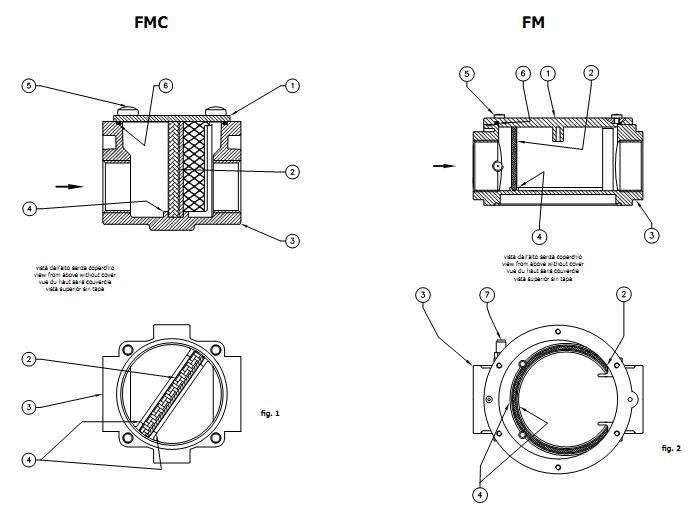 filtru gaz, accesorii echipamente gaz, echipamente gaz, filtru gaz cu filet, gas filterfma2