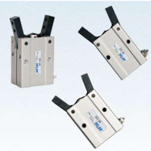 Simple or double acting air gripper HFY series