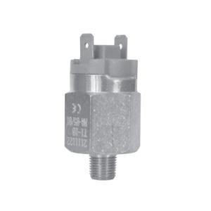 Mehanički prekidač pritiska 0-10 normalno zatvoreno