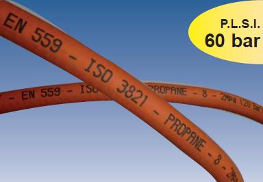 Furtun cauciuc si EPDM pentru GPL ISO 3821 (EN 559)