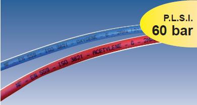 Furtun cauciuc sintetic pentru sudura SOUDAGE ISO 3821 (EN 559)