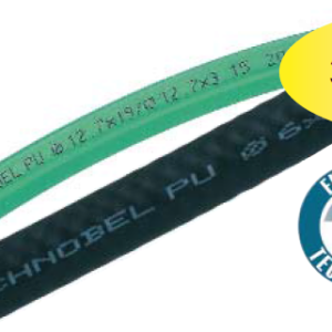 Furtun PVC cu insertie textila multistrat cu insertie textila pentru hidrocarburi TECHNOBEL® PU
