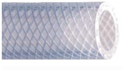 3 layers PVC  hose with textile reinforcement TRICOCLAIR® INDUSTRIE