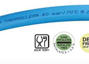 Furtun pentru spalari industriale pentru presiune medie THERMOCLEAN® AL 40