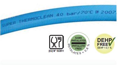 Crevo za industrijske pranje pod srednjom pritiskom THERMOCLEAN® AL 40